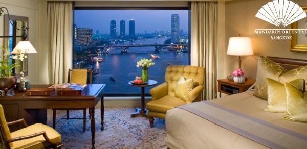The Mandarin Oriental Hotel Bangkok