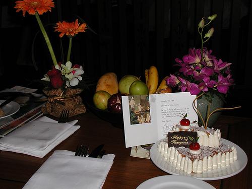 Happy Wedding from the Bangkok Marriott Resort & Spa